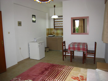 Eleftheria - Double Studio room with small kitchenette